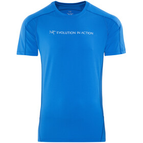 Arc'teryx Phasic Evolution t-shirt Heren blauw